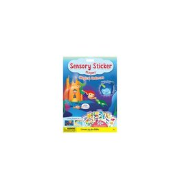 Faber Castell Sensory Sticker Playset Magical Undersea