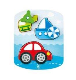 HAPE INTERNATIONAL Dynamic Vehicle Puzzle