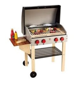 HAPE INTERNATIONAL Gourmet Grill (with food) DS