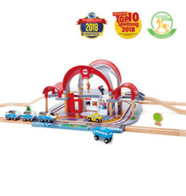 HAPE INTERNATIONAL Grand City Station DS