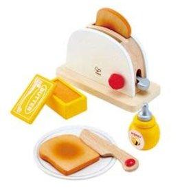 HAPE INTERNATIONAL Pop-up Toaster Set