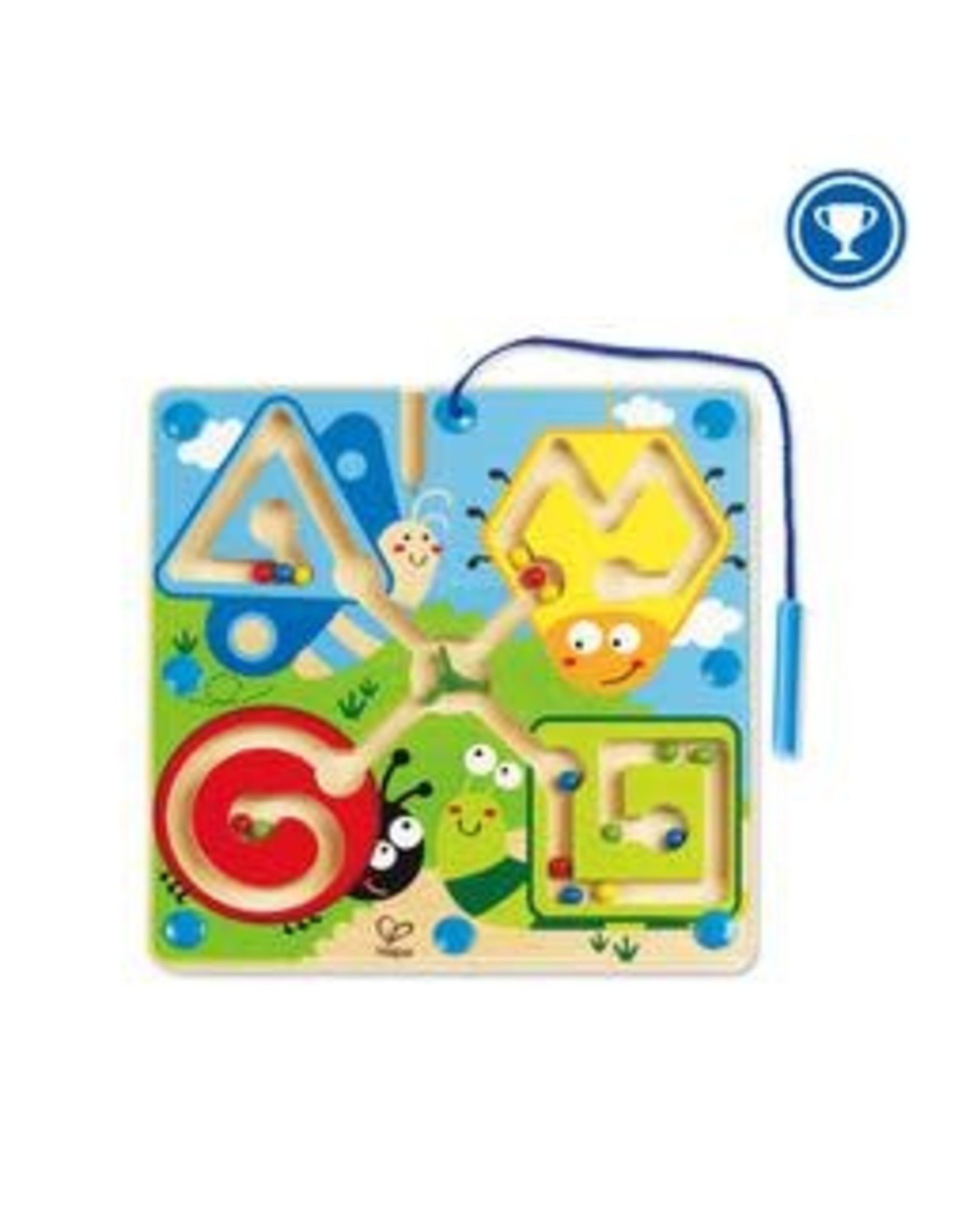 Best Bugs Magnetic Maze