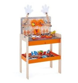 Hape Deluxe Scientific Workbench DS