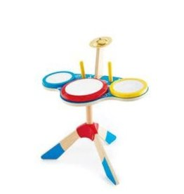 Hape Drum and Cymbal Set DS