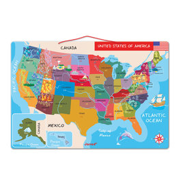JANOD MAGNETIC USA MAP
