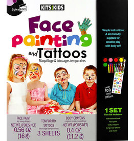 SPICE BOX Face Painting & Temporary