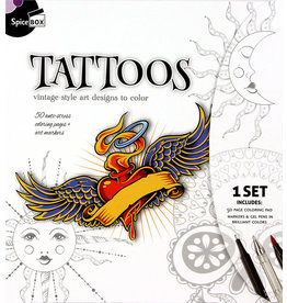 SPICE BOX Tattoos