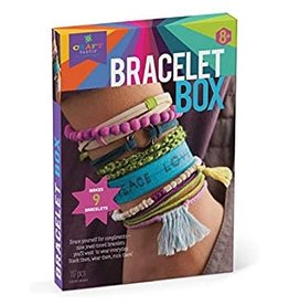 ANN WILLIAMS GROUP Craft-tastic Bracelet Box - Jewel