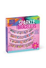 ANN WILLIAMS GROUP Craft-tastic DIY Glitter Charm Bracelets