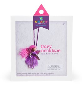 ANN WILLIAMS GROUP Craft-tastic Fairy Necklace Kit
