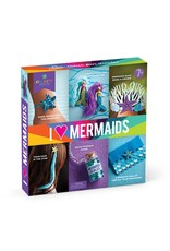 ANN WILLIAMS GROUP Craft-tastic I Love Mermaids Kit
