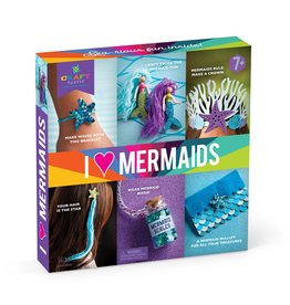 ANN WILLIAMS GROUP Craft-tastic I Love Mermaids Kit