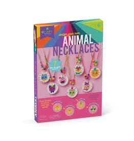 ANN WILLIAMS GROUP Craft-tastic Layered Animal Necklaces