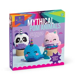 ANN WILLIAMS GROUP Craft-tastic Mythical Pom Animals