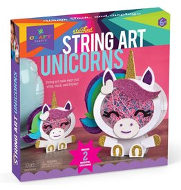 ANN WILLIAMS GROUP Craft-tastic Stacked String Art - Unicorns