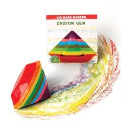 Kid Made Modern Crayon Gem