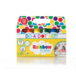 DO A DOT ART 6 PACK RAINBOW DO A DOT