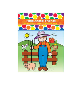 DO A DOT ART ABC Dot-to-Dot - Farm