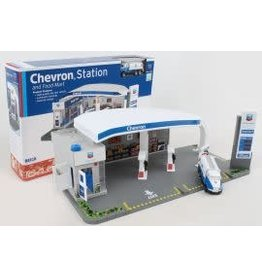 DARON Chevron Gas Station