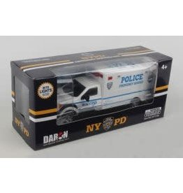 DARON NYPD ESU EMERGENCY SERVICE UNIT 1/48