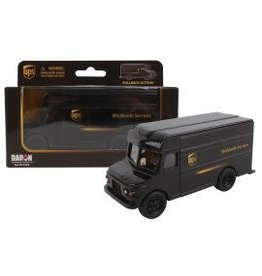 DARON UPS Pullback Package Car