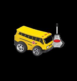 Kid Galaxy Soft Body RC School Bus