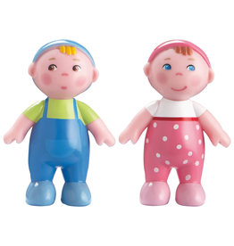 Haba Little Friends - Babies Marie and Max