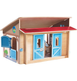 Haba Little Friends - Horse Stable