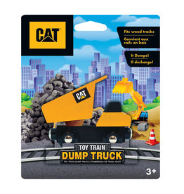 MASTER PIECES PUZZLE CAT Dump Truck Train
