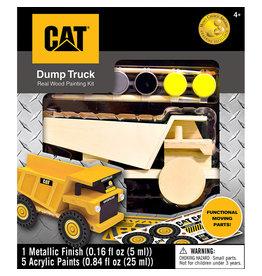 MASTER PIECES PUZZLE Caterpillar Dump Truck