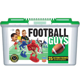 MASTER PIECES PUZZLE Football Players Red/Gold vs.Blue/Silver