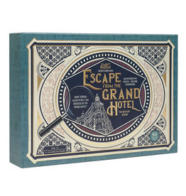 Professor Puzzle Escape from the Grand Hotel