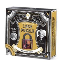 Professor Puzzle Lock Puzzle