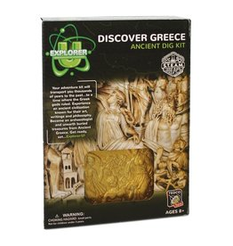 TEDCO Greece Discover Dig Kit-Explorer-U