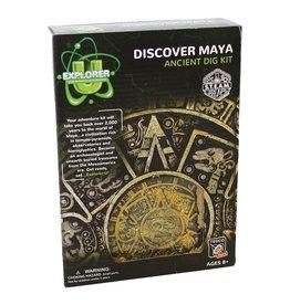 TEDCO Mayan Discover Dig Kit-Explorer-U
