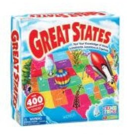 Kidoozie GREAT STATES GAME ZONE