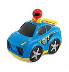 Kidoozie Press 'N Zoom Race Car