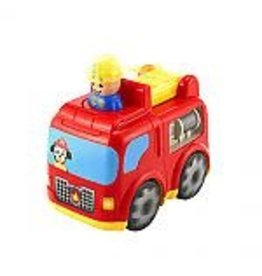 Kidoozie Press N Zoom Fire Engine
