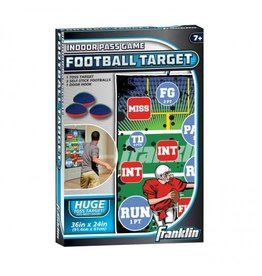 FRANKLIN SPORTS Indoor Pass Game - Football Target