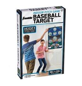 FRANKLIN SPORTS Indoor Pitch Game - Baseball Target