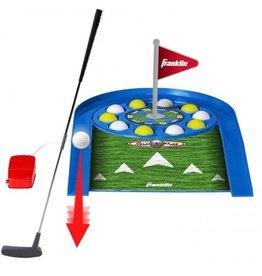 FRANKLIN SPORTS Spin N Putt Golf Set