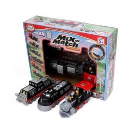 Popular Playthings MIX OR MATCH TRAIN SET