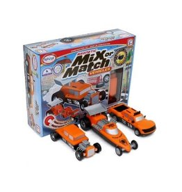 Popular Playthings MIX OR MATCH VEHICLES RACE