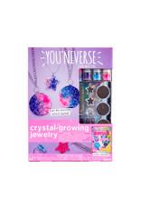 Horizon Group Crystal Growing Jewelry