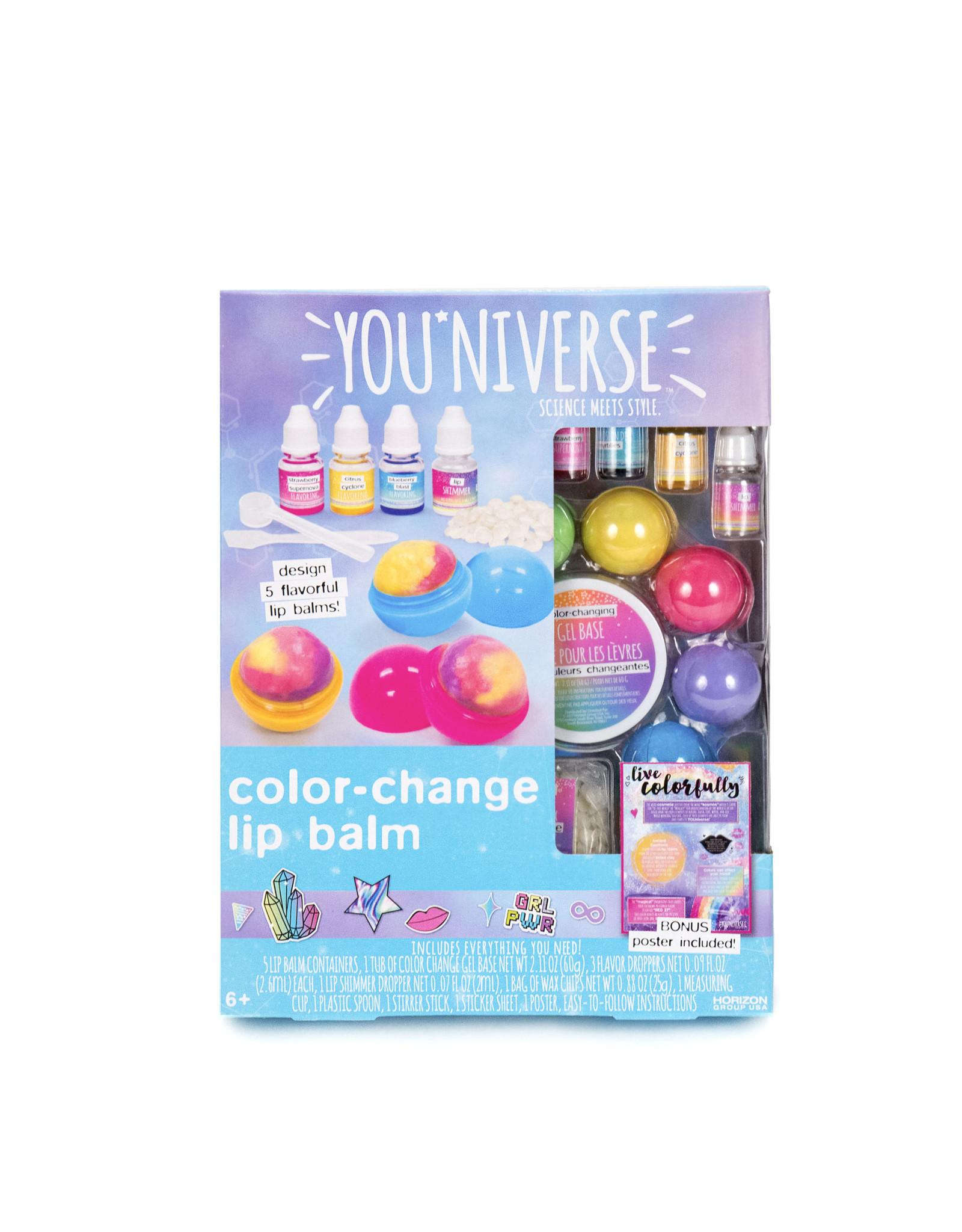 Horizon Group Color Change Lip Balm