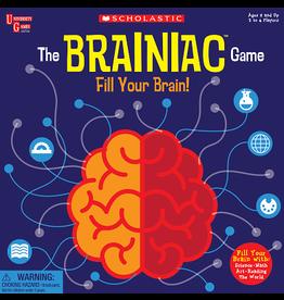 University Games Scholastic The Brainiac Game