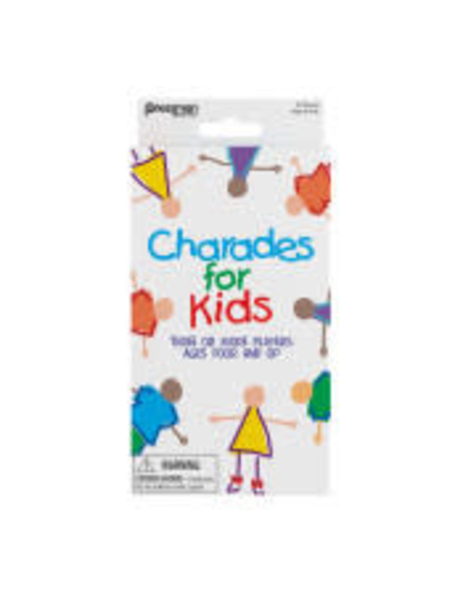 Goliath/Pressman Charades for KidsTM (Peggable)