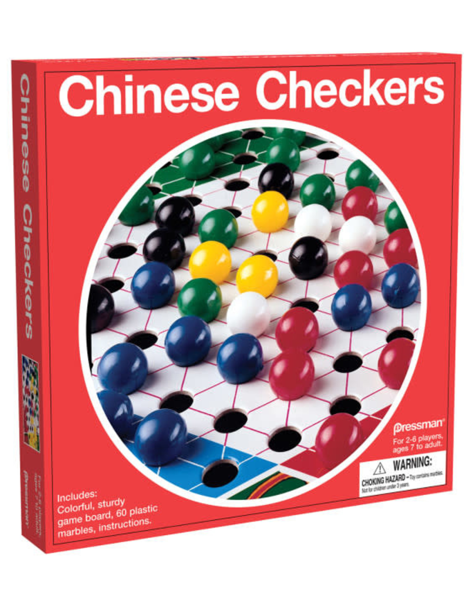 Goliath/Pressman Chinese Checkers