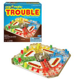 WINNING MOVES GAMES CLASSIC TROUBLE