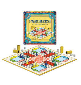 WINNING MOVES GAMES Parcheesi Royal Edition